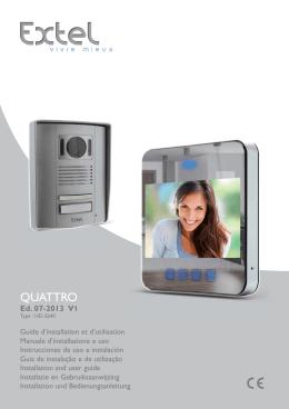 QUATTRO - Label Habitation