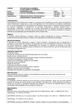 UNIFIEO PRÓ-REITORIA ACADÊMICA PLANEJAMENTO