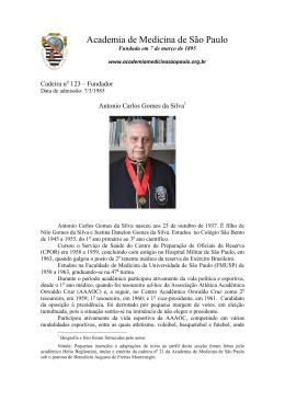 Antonio Carlos Gomes da Silva