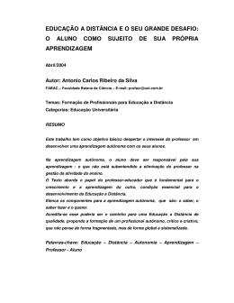 Antonio Carlos Ribeiro da Silva