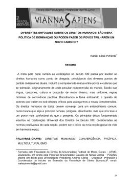 UNIVERSIDADE PRESIDENTE ANTÔNIO CARLOS