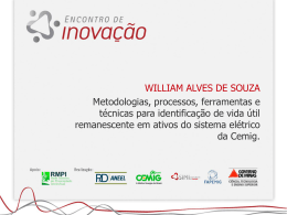 WILLIAM ALVES DE SOUZA Metodologias, processos