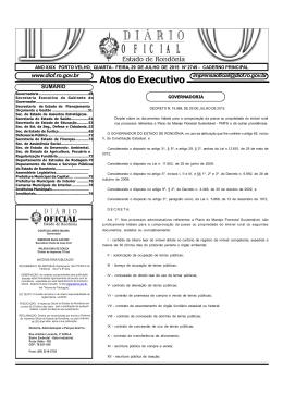 29/07/2015 - Diário Oficial