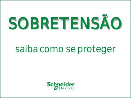 Proteção Contra Sobretensão - O Eletricista Schneider Electric