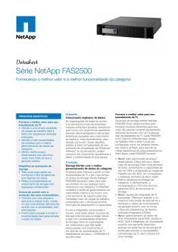 Datasheet do FAS2500
