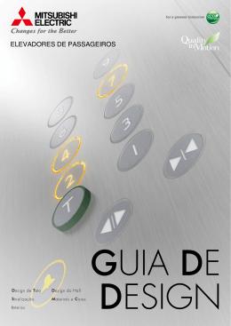 DESIGN GUIDE ポルトガル語 - Mitsubishi Electric