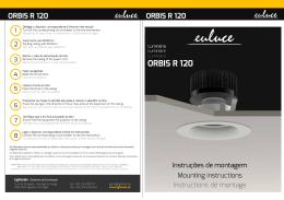 Orbis R 120 - instruções de montagem-web