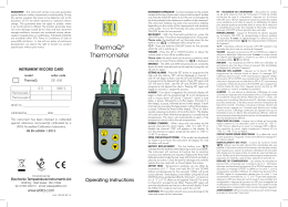 ThermaQ® Thermometer