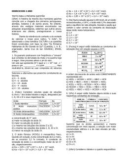 EXERCICIOS 2 ANO TEXTO PARA A PRÓXIMA QUESTÃO (Ufsm) A