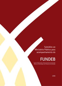 fundeb - Ministério da Educação