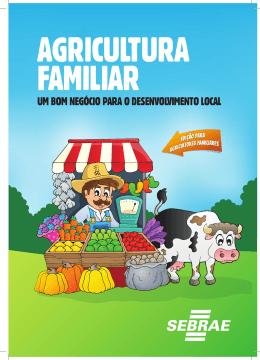 Sebrae - Agricultura Familiar - Portal de Compras do Governo