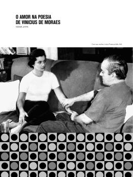 O amor na poesia de Vinícius de Moraes