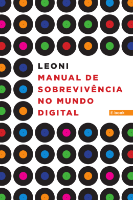 LEONI MaNuaL dE SObrEvIvêNcIa NO MuNdO dIgItaL