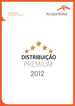 Regulamento Distribuição Premium