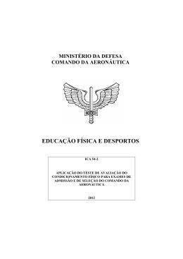 ica 54-2 - Força Aérea Brasileira