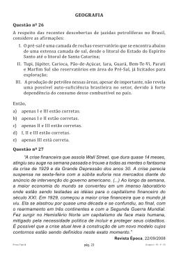 GEOGRAFIA - Frigoletto.com.br