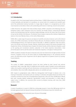 English Version - Universidade Federal de Minas Gerais