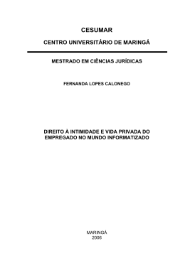 CESUMAR - Domínio Público