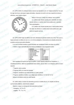 www.professormazzei.com - ATOMÍSTICA – Folha 03 – João
