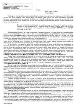 Ética - drb-assessoria.com.br