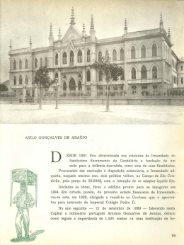 Asilo Gonçalves de Araújo, por Charles Julius Dunlop