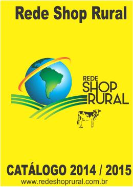 CATÁLOGO - Rede Shop Rural