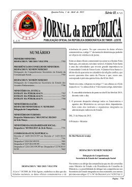 PDF - Jornal da República