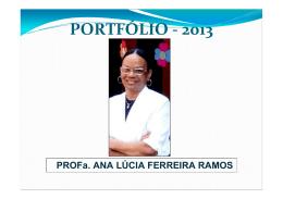 Apresentação - 1 - Professora de Português Ana Lúcia Ferreira