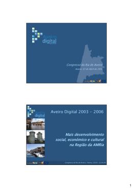 2004 - Aveiro Digital