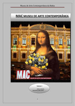 Museu de Arte Contemporânea da Bahia