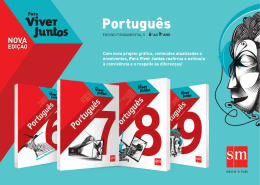 Para vIvEr JUntos PortUgUês