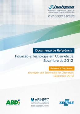 Inovação e Tecnologia em Cosméticos