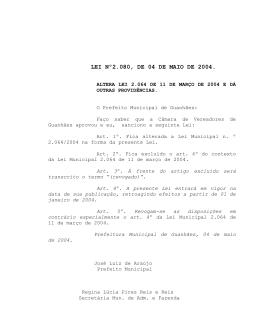 Baixar - Prefeitura de Guanhães – MG