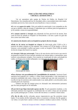 do protocolo em PDF