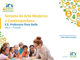 Semana da Arte Moderna e Contemporânea