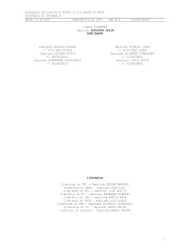 assembléia legislativa do estado do rio grande do norte secretaria