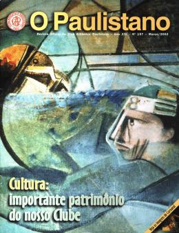 Revista, Athíetico Paulistano - Ano XIV 157