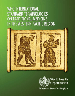 references - WHO Western Pacific Region