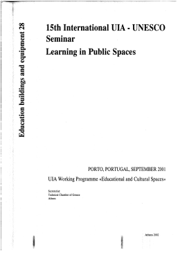 on Learning in Public Spaces - unesdoc