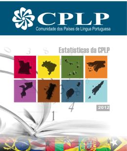 Estatisticas da CPLP 2012