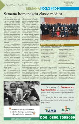 14 - Associação Médica de Minas Gerais