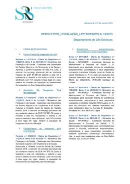 Newsletter Life Sciences