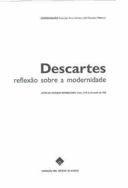 Descartes - Repositório Aberto da Universidade do Porto