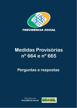 cartilha - Ministério da Previdência Social