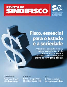Revista Sindifisco 2010