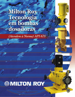 1 - Milton Roy