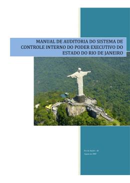 Manual de Auditoria do Sistema de Controle Interno