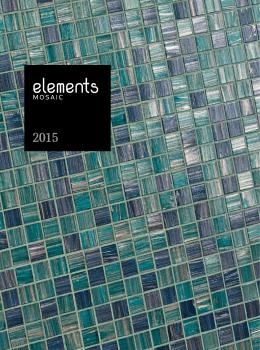 Catálogo 2015 - Elements Mosaic