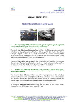 BALCON PRICES 2012