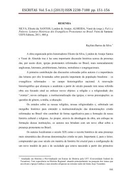 SANTOS, Lyndon de Araújo